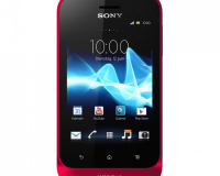 SONY ERICSSON XPERIA TIPO ST21I RED